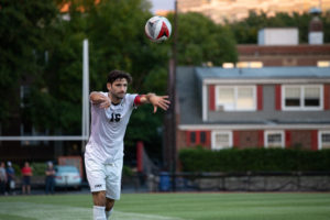 Supinski's golden goal gives Huskies second-straight home win