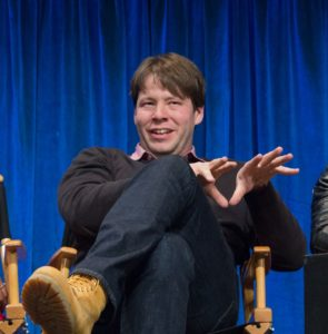 "Director Ike Barinholtz holds Q&A after ""The Oath"" screening"