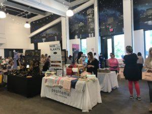Boston Women's Market celebrates their first anniversary