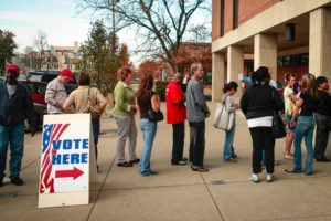 Campus political groups encourage students to vote
