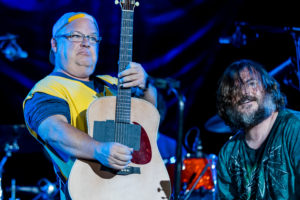 "Review: ""Post-Apocalypto"" is a brilliant multimedia revival of Tenacious D"