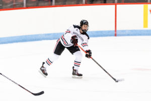 Women's hockey defeats UNH 3-1, extends unbeaten stretch in Hockey East to four games