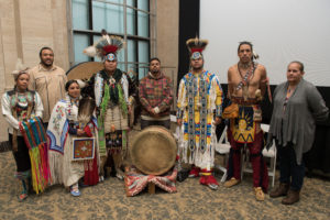 Emerson event displays Native American diversity and resiliency