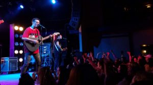 The Wrecks struggle to fill headlining set; supporting bands outshine