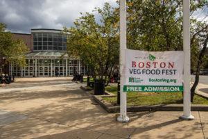 Boston Vegetarian Food Festival proves plant-based power