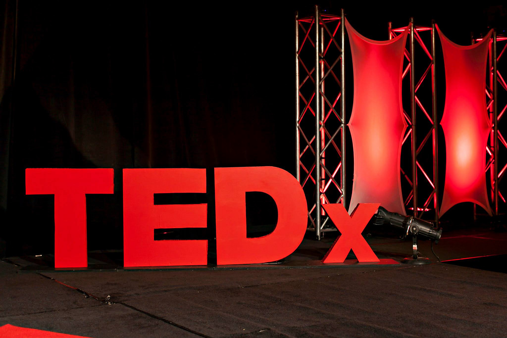 TEDxNortheasternU hosted a female-focused conference in the Northeastern Alumni Center Monday. / Photo by Brittany Mendez
