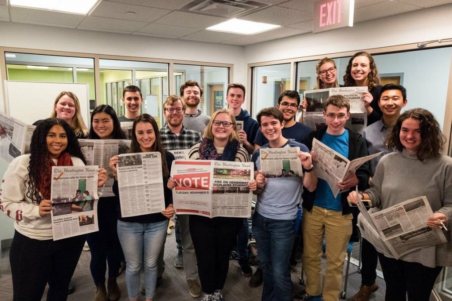 The+News+staff+is+committed+to+accountability+in+its+coverage+in+2019.
