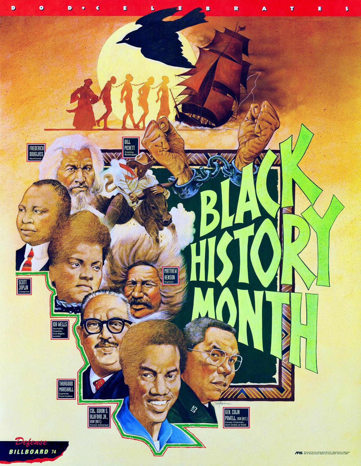 Each Black History Month, we thank our black ancestors for the opportunities they bravely fought for, even as we continue to struggle to strive for more.