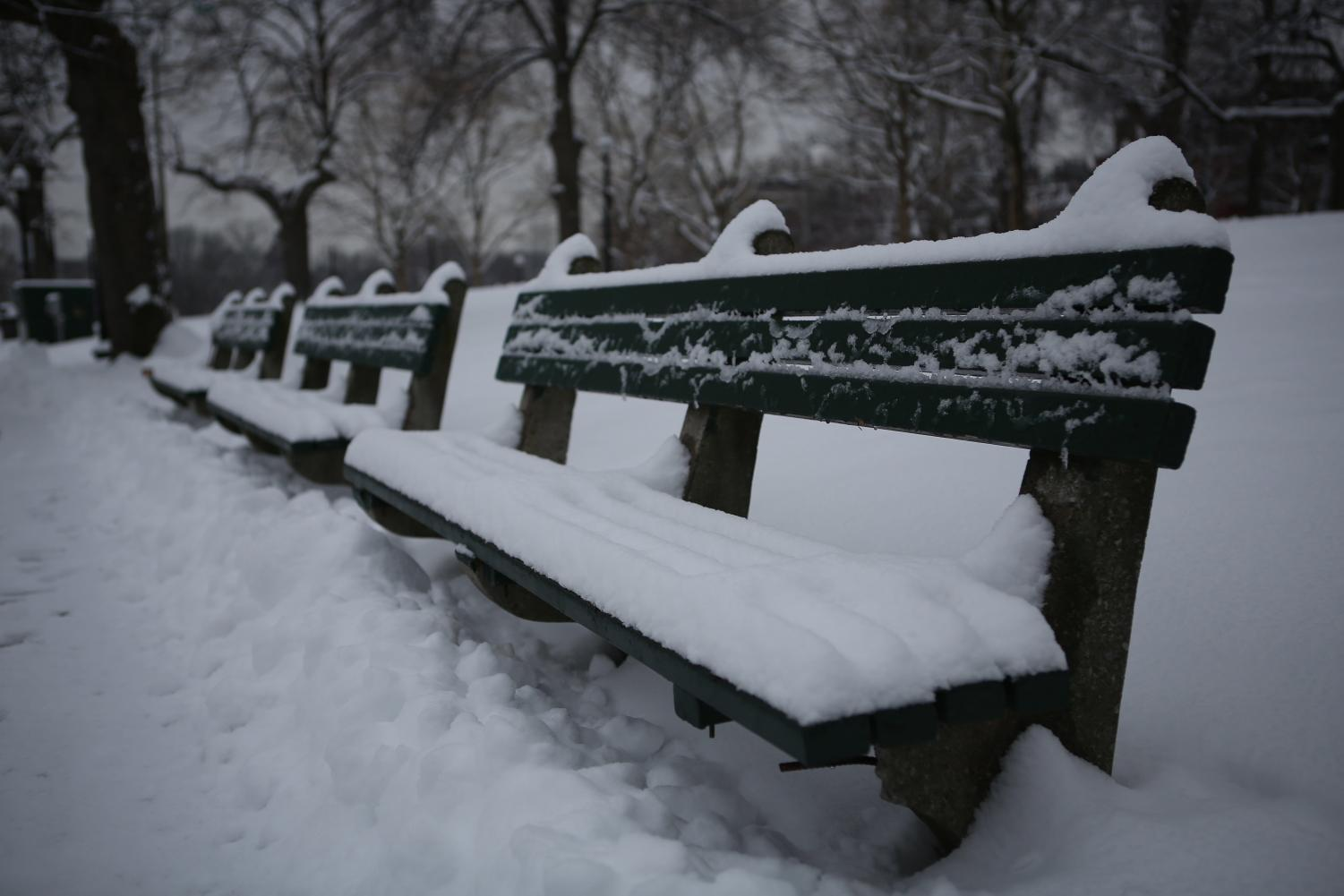 No one deserves to sleep outside in the snow, especially those experiencing homelessness.