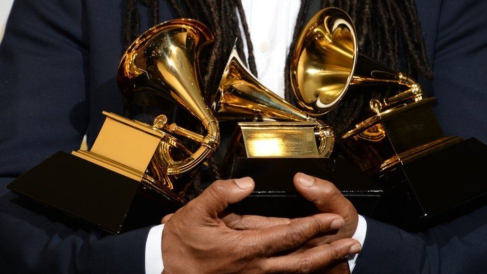 The 61st annual Grammy Awards aired on CBS on Sunday.