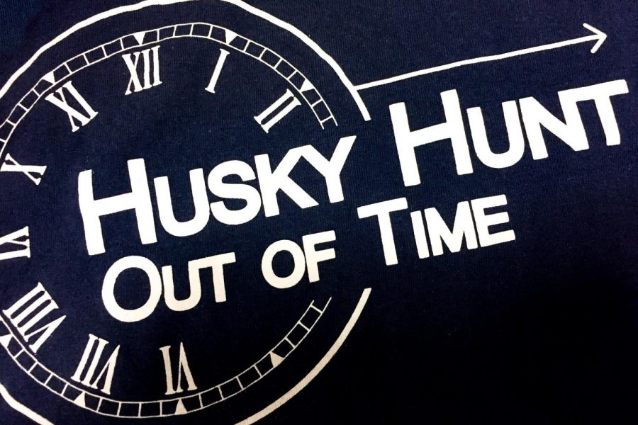 The+theme+for+the+2018+Husky+Hunt%2C+which+took+place+in+November%2C+was+%22Out+of+Time.%22