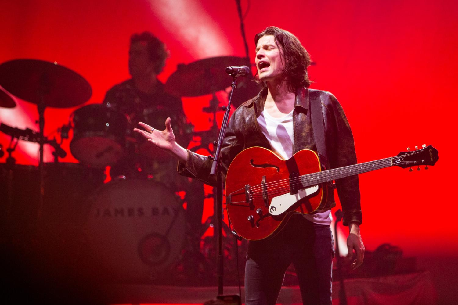 James Bay performs March 10 at Orpheum Theatre.