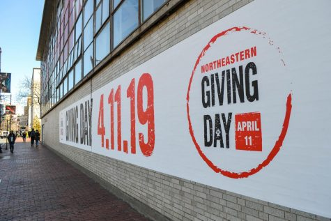 Fake Giving Day posters go viral, spark debate over NU fundraising