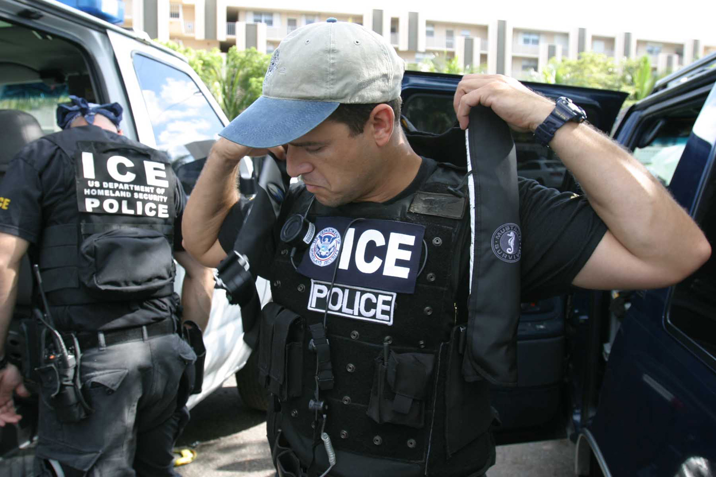 Many Massachusetts sheriff departments, including the one in Suffolk County, have contracts with ICE allowing them to house undocumented immigrants in local jails during the deportation process, even if no crimes have been committed.