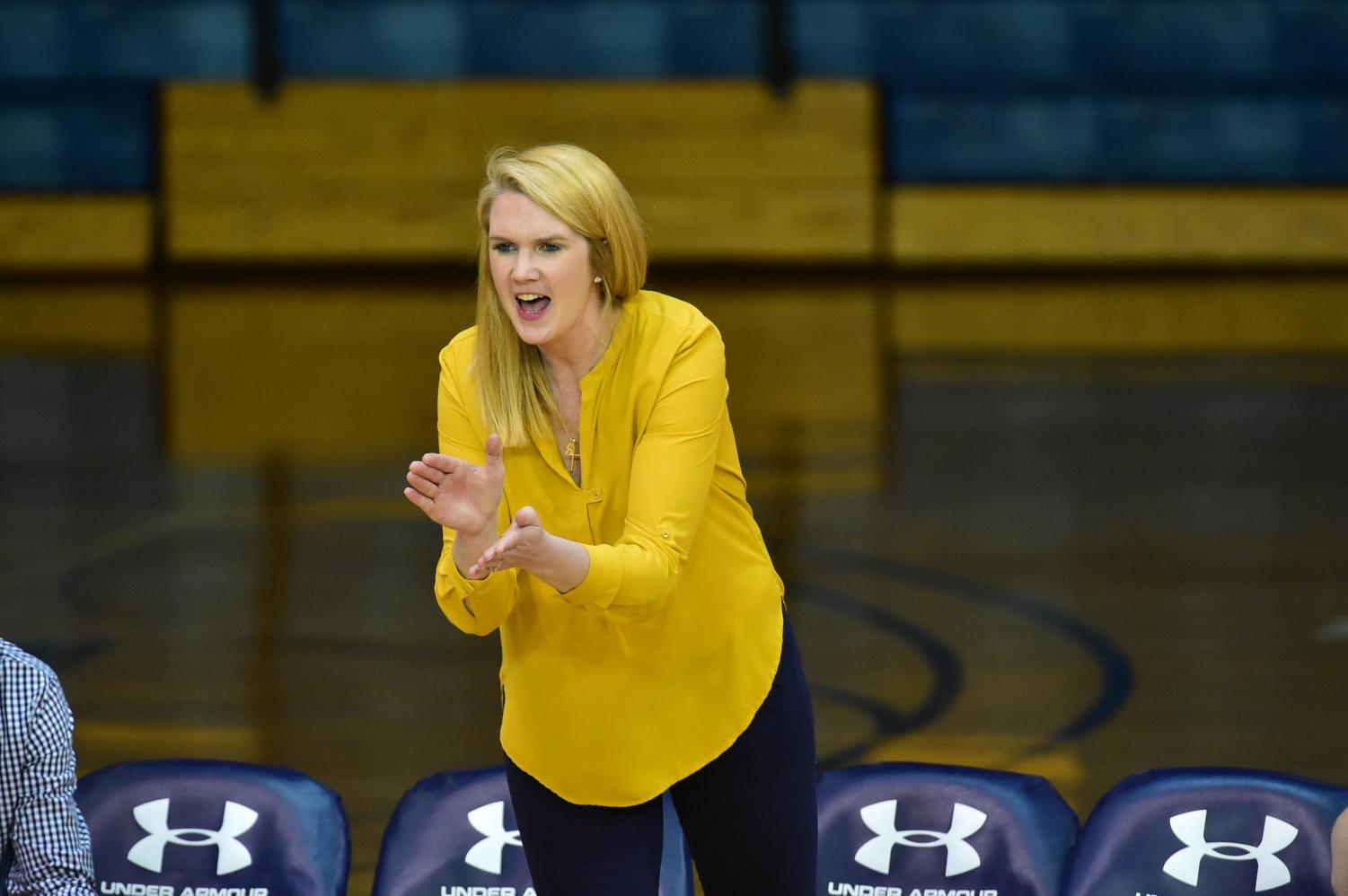 Schweihofer comes to Northeastern after five years in charge of LaSalle women's volleyball.