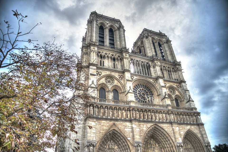 The Notre-Dame Cathedral was ravaged by a fire on Monday, but what it represents remains untouched.
