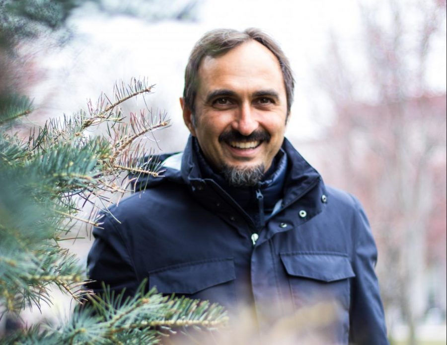 Paolo Ciuccarelli will be the founding director of the Center for Design in CAMD.