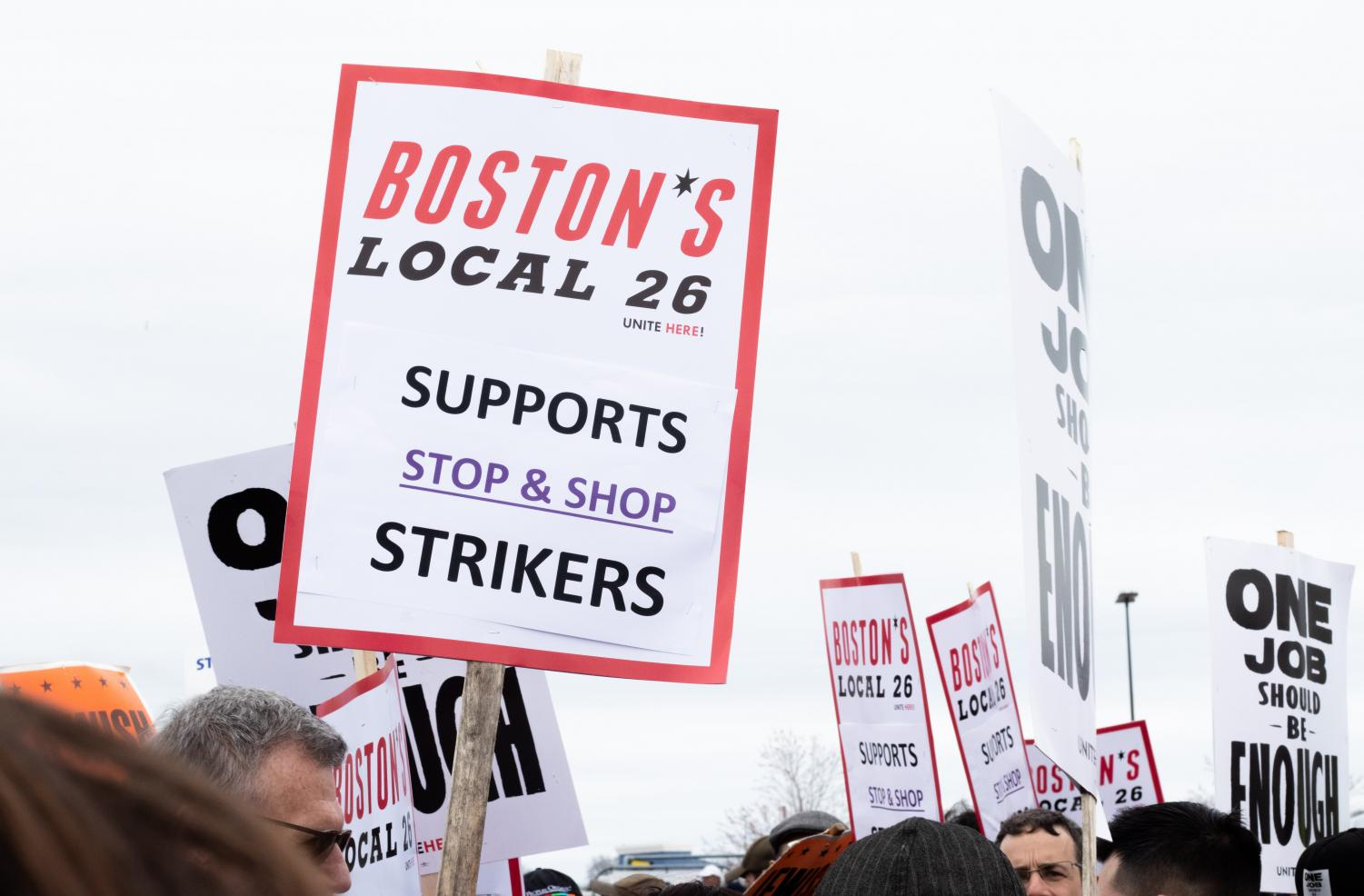 Boston%27s+Local+26+labor+union+marches+at+the+rally+to+support+the+Stop+%26+Shop+strikers.+