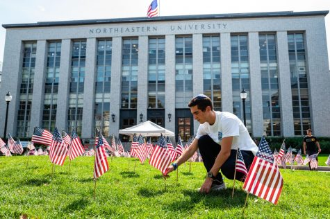 Student groups honor 9/11 victims with Krentzman memorial