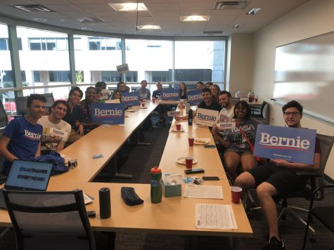 NU Democrats unsure of best candidate for 2020 election