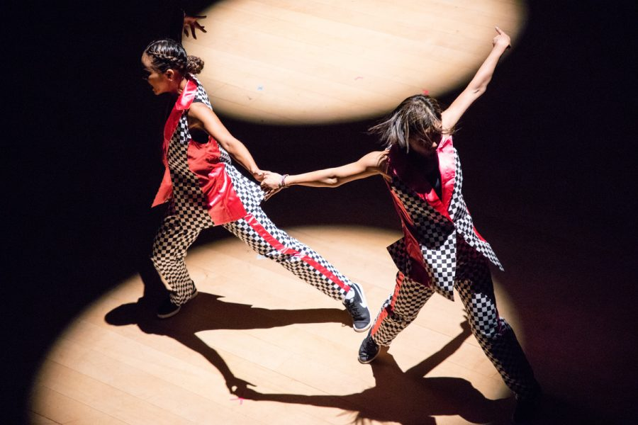 South+Korean+dance+duo+All+Ready+from+NBC%27s+%22World+of+Dance%22+performs+Thursday+at+the+Isabella+Stewart+Gardner+Museum.