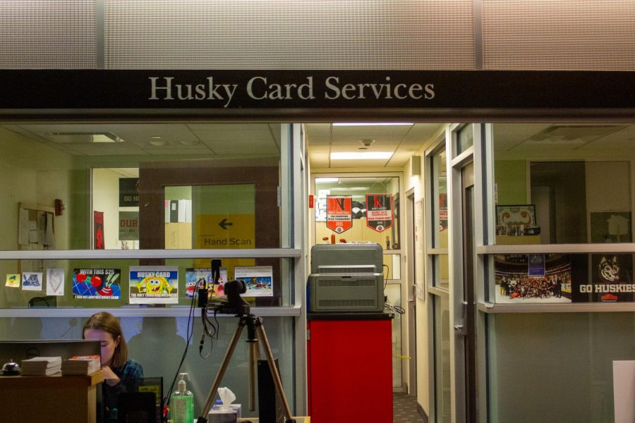 Students currently use Husky Cards to access residence halls, academic buildings and recreational facilities.