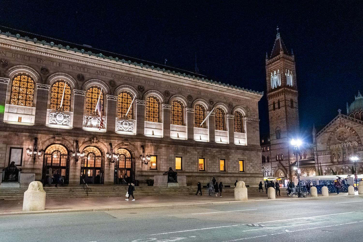 Boston Public Library, or BPL has eliminated fines for patrons under 18 years of age.