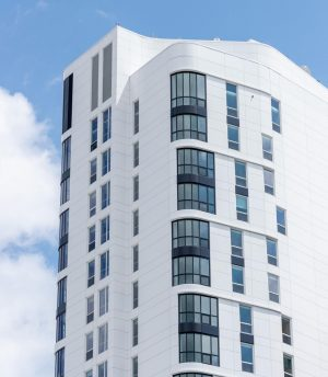 Northeastern to build second LightView-style residence hall at 840 Columbus Ave.