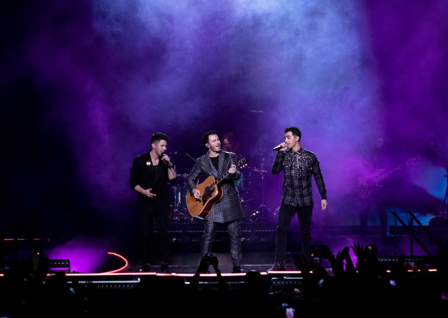 The Jonas Brothers performed at TD Garden on Nov. 24 after a six-year hiatus.
