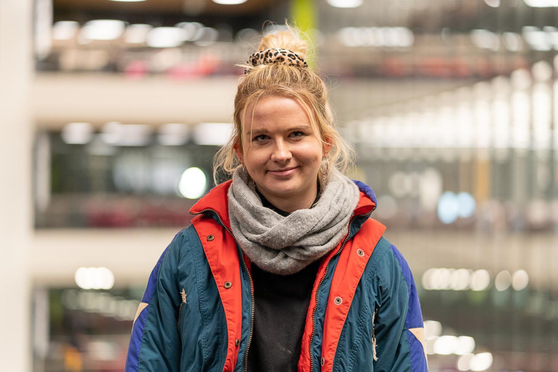Isabel Langermann-Howard is a first-year philosophy major from Copenhagen, Denmark.