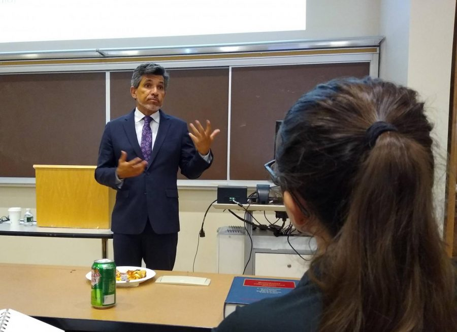 UN expert speaks on challenges faced by LGBTQ+ community