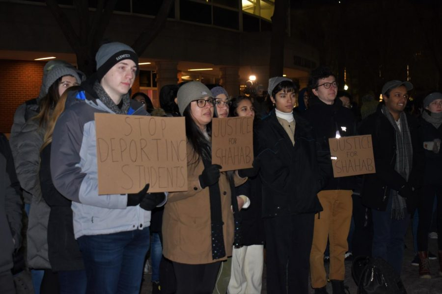 Column: Deportation of NU Student Undermines American Integrity