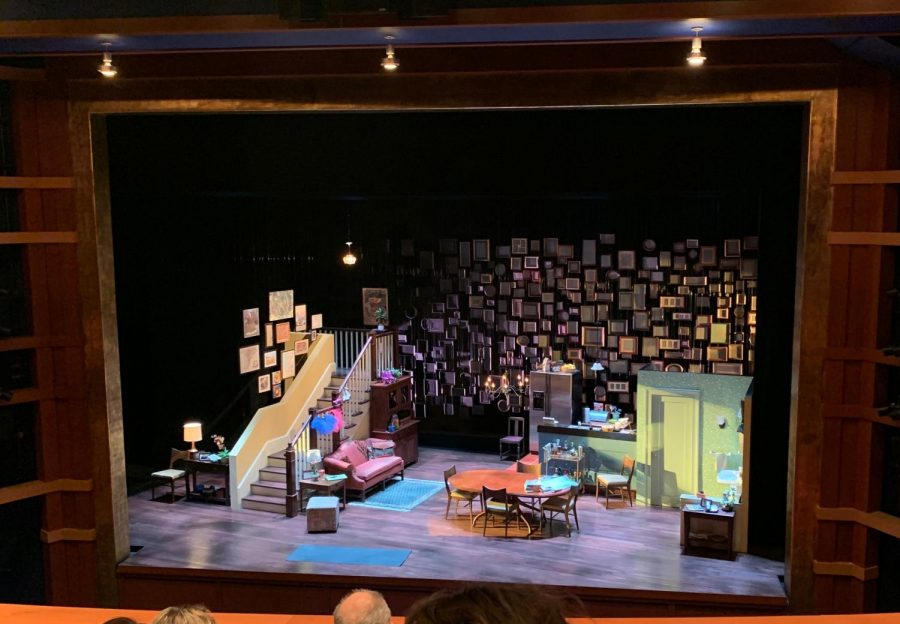 """""""We All Fall Down"""" runs through Feb. 15 at the Calderwood Pavilion at the Boston Center for the Arts."""