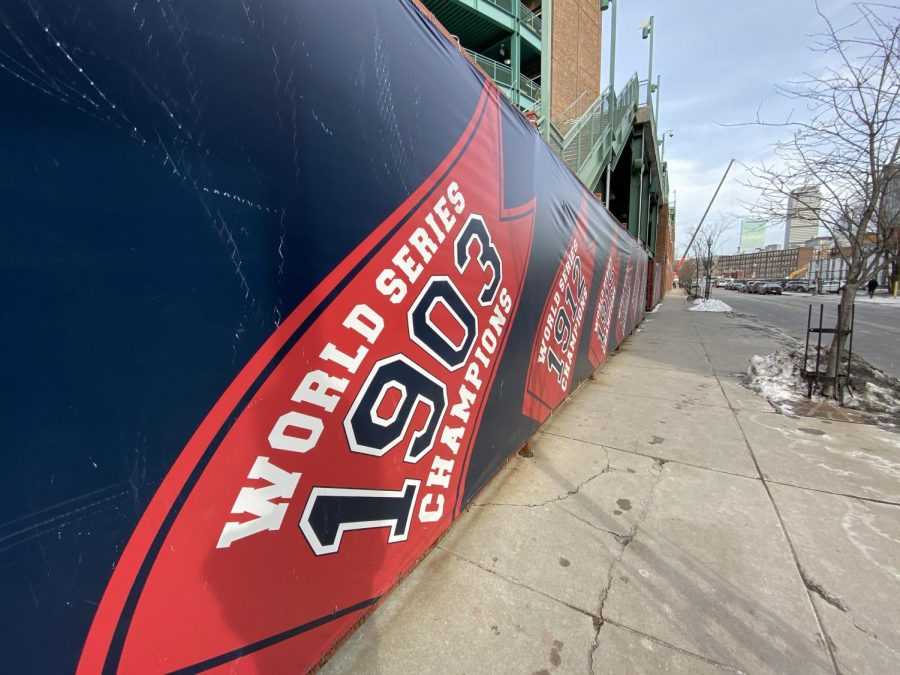 The Red Sox have plenty of pennants and they aren't alone. The Celtics, Bruins and Patriots have all won their respective titles in the past 15 years.