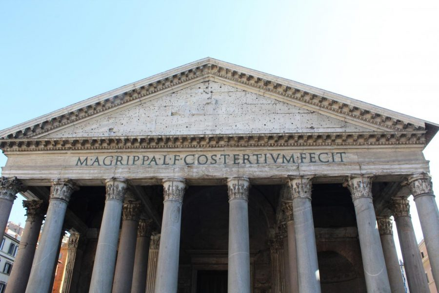 The+Pantheon+in+Rome%2C+where+students+studying+abroad+were+called+back+to+the+US.
