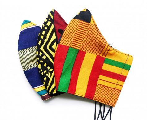 SchnelleCares masks sewn for a larger purpose, serves local Black community