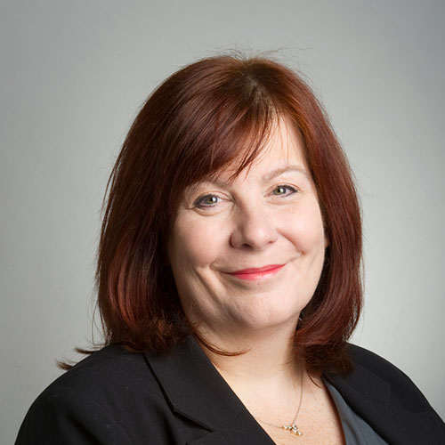 Madeleine Estabrook, senior vice chancellor for student affairs.
