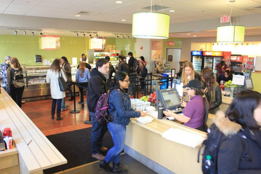 Rebecca's Café, a beloved campus eatery, is closing permanently.