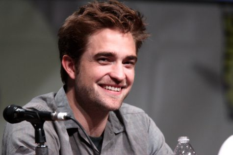 Robert Pattinson plays one of the lead roles in
