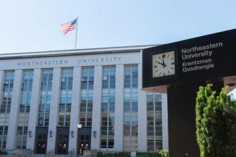 The families of two students dismissed by Northeastern have hired a lawyer in hopes of challenging the university