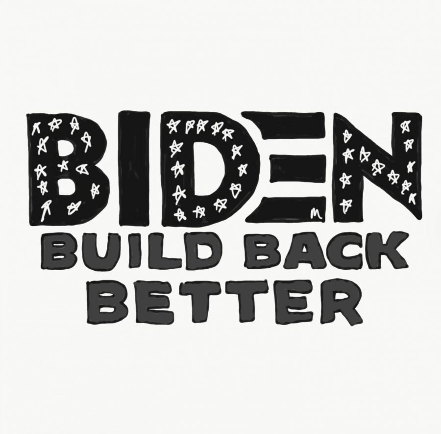 Op-ed: Gen Z, let's build back better with Biden-Harris