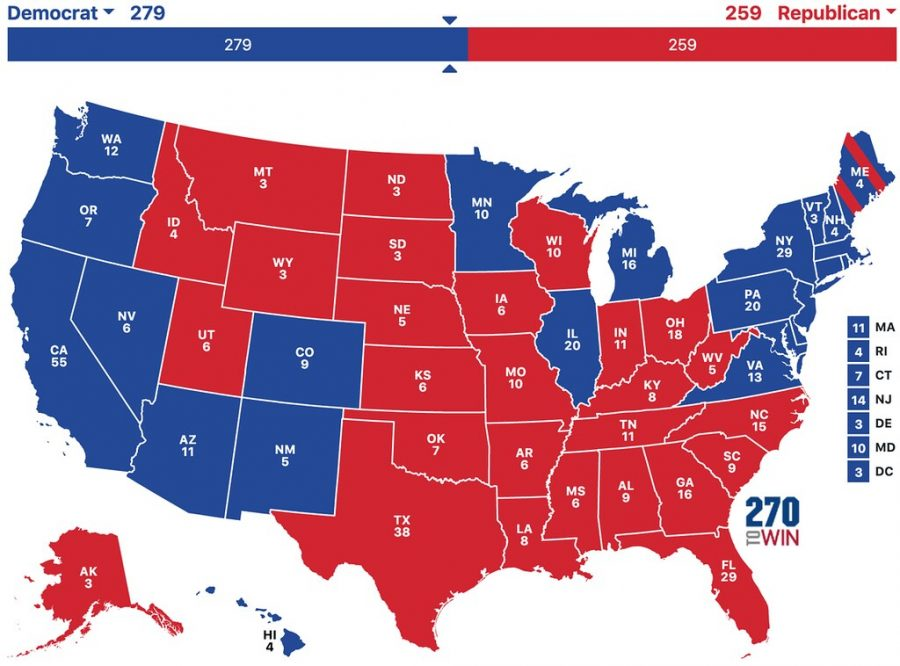 The+Electoral+College+is+a+unique+feature+of+the+American+electoral+system.