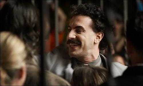 The newest Borat film is now on Amazon Prime.