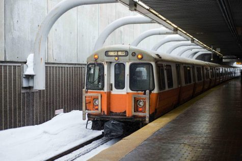 The MBTA budget cuts will impact the frequency of T rides, with the Orange Line now running only every eight-and-a-half minutes.