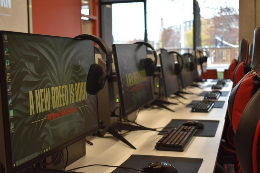 Photo Courtesy Northeastern Athletics Varsity e-sports competes through COVID-19 and seeks wins throughout the fall season.
