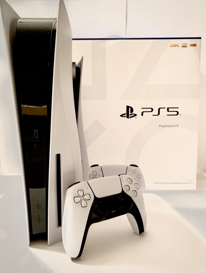 The new PlayStation 5 was released Nov. 12 and sold out in mere minutes.