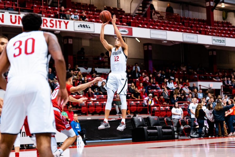 Men's basketball will be the first winter sports team to return to competition following the postponement of games and practices.