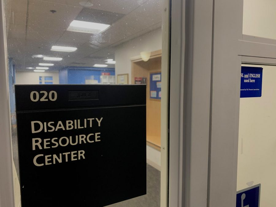 The Disability Resource Center office, located at 20 Dodge Hall, currently has limited capacity due to COVID-19.