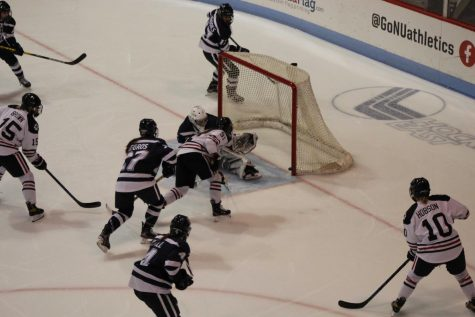 In a shootout, the Huskies fall to New Hampshire, losing in overtime 2-2.