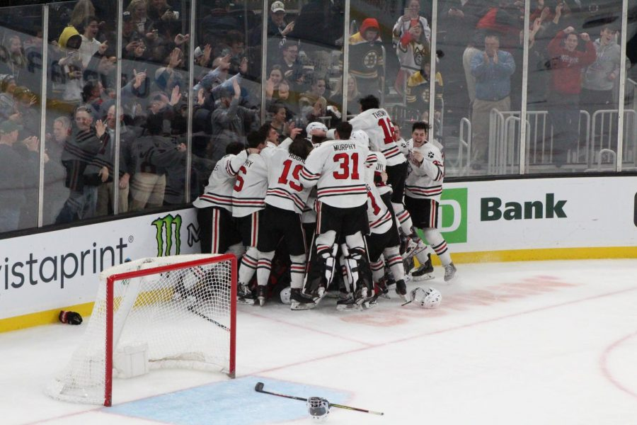 Over the decades, the Beanpot, which occurs on the first two Monday nights of February, has become cemented as a hockey tradition in the Boston community.